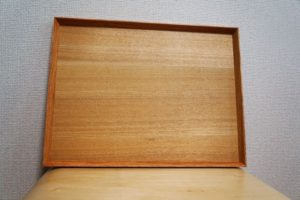 木製角型トレー 無印