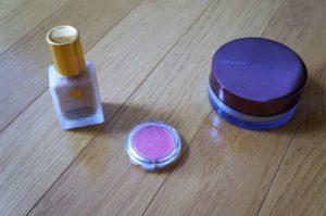 blush muji makeup