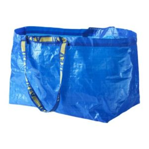 carrybag blue