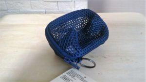 muji cube mesh pouch