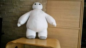 big hero six doll