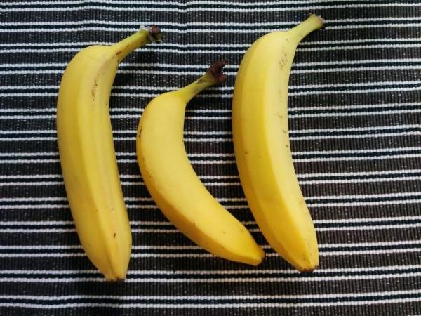 バナナ わける