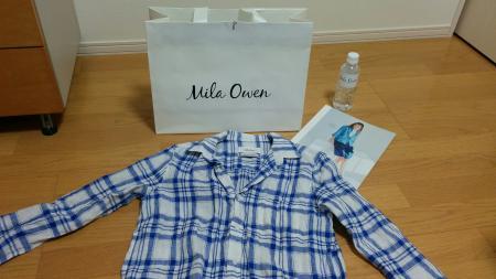 ミラオーウェンのシャツ